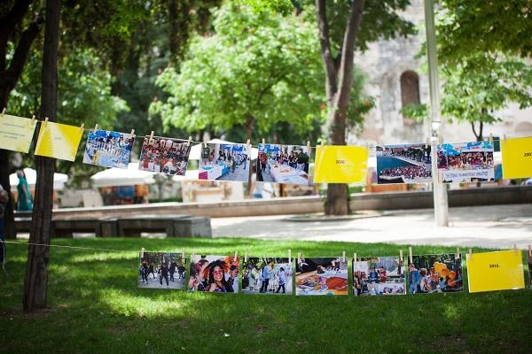 Dani volonterskog rada - humanitarna akcija u Đardinu