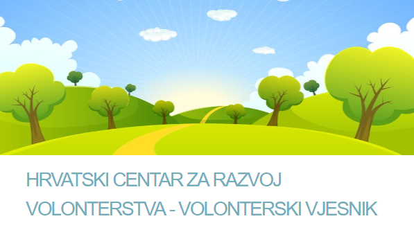Volonterski vjesnik Hrvatskog centra za razvoj volonterstva 2/2021